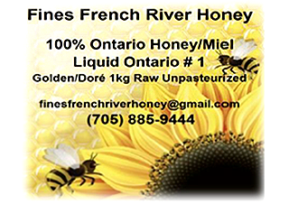 Fines French River Honey